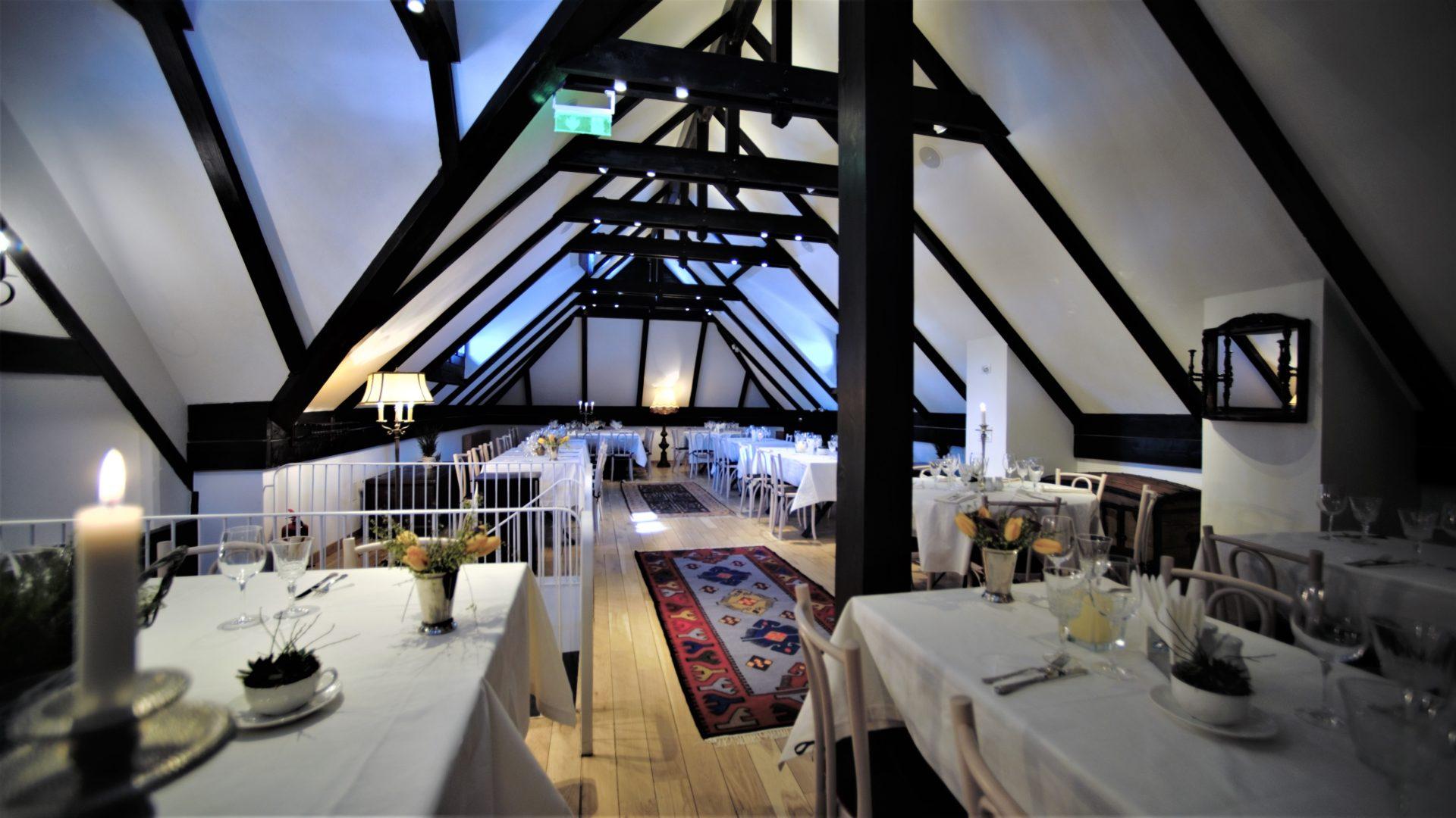 Casa de ceai a Reginei Maria de la Castelul Bran trăiește din nou!