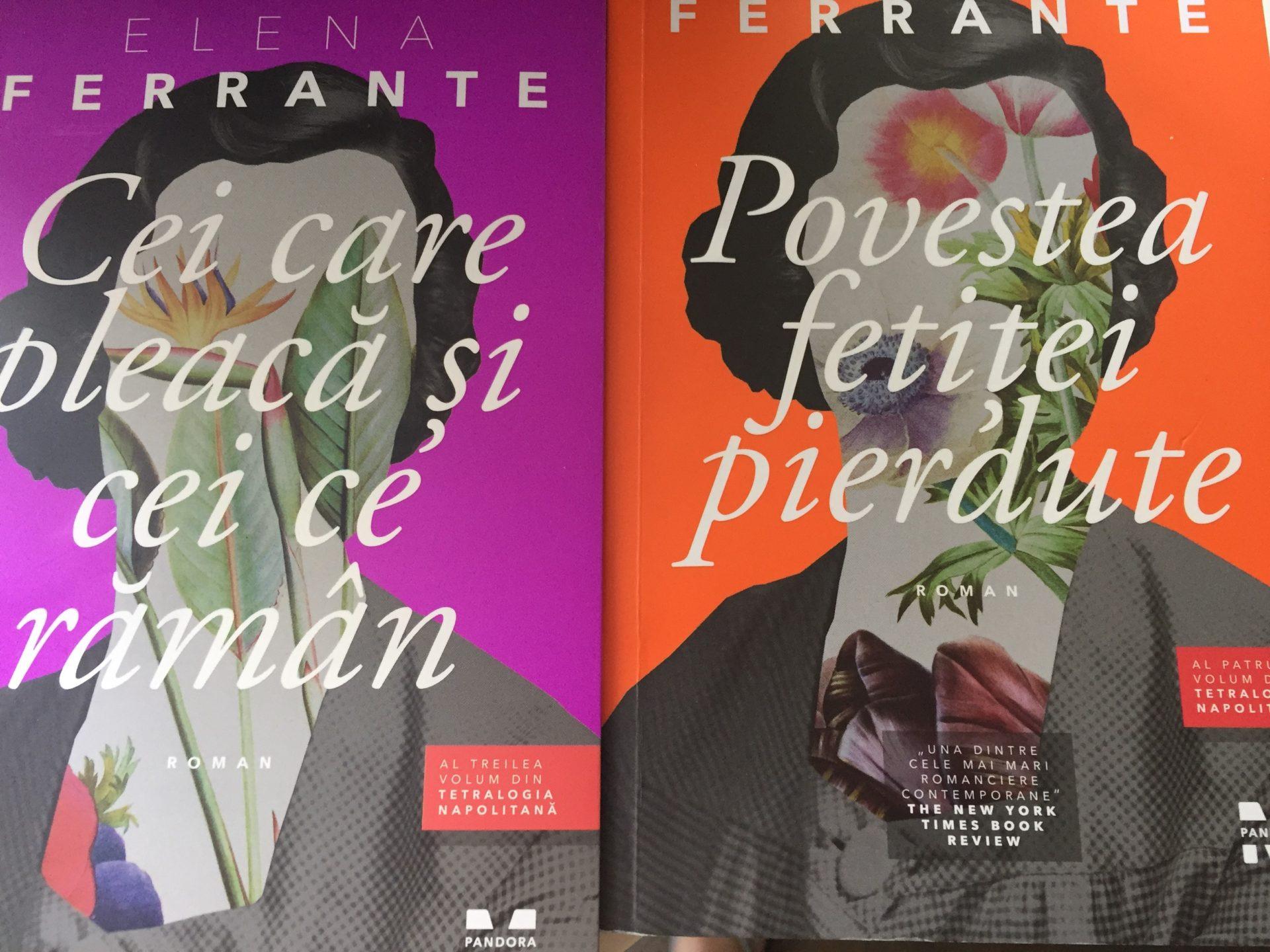 Elena Ferrante: Tetralogia ei la HBO în 32 de episoade din 2018