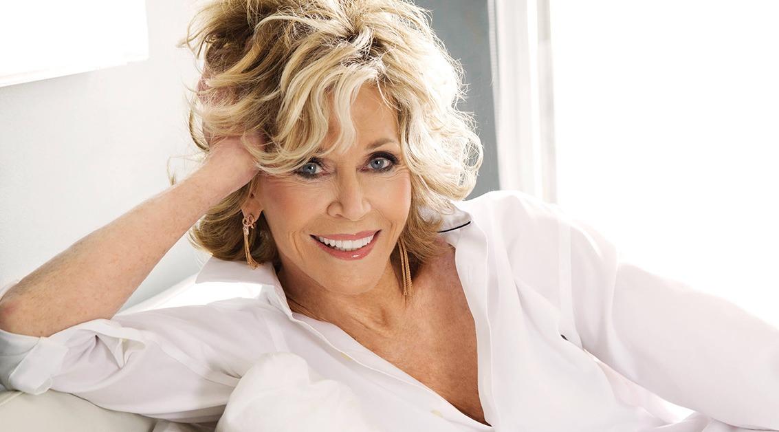 Jane Fonda, o viață în cinci acte/ #JurnalulUneiZileBune