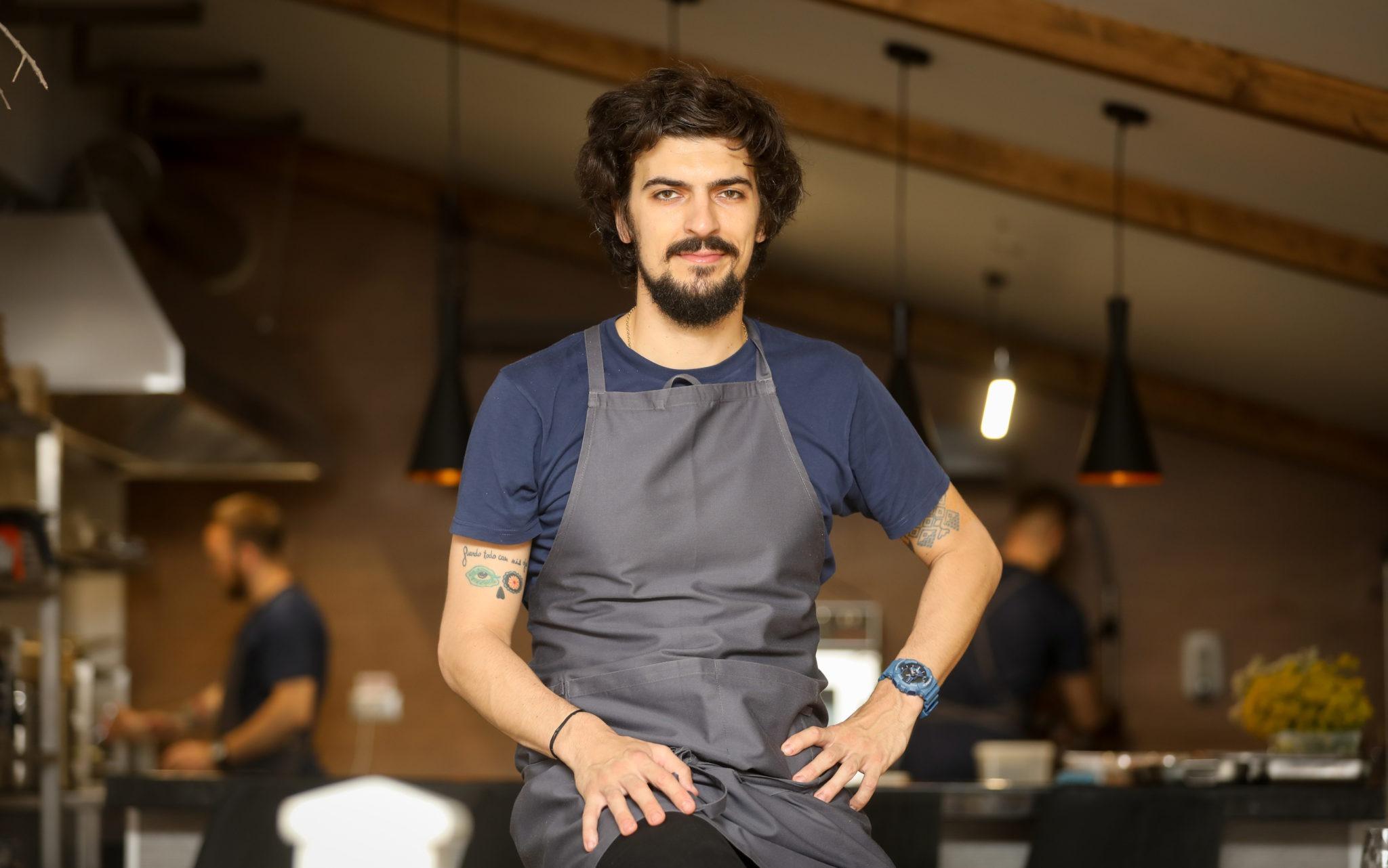 (#youngpeople) Alex Petricean vrea să pună România pe harta culinară a lumii