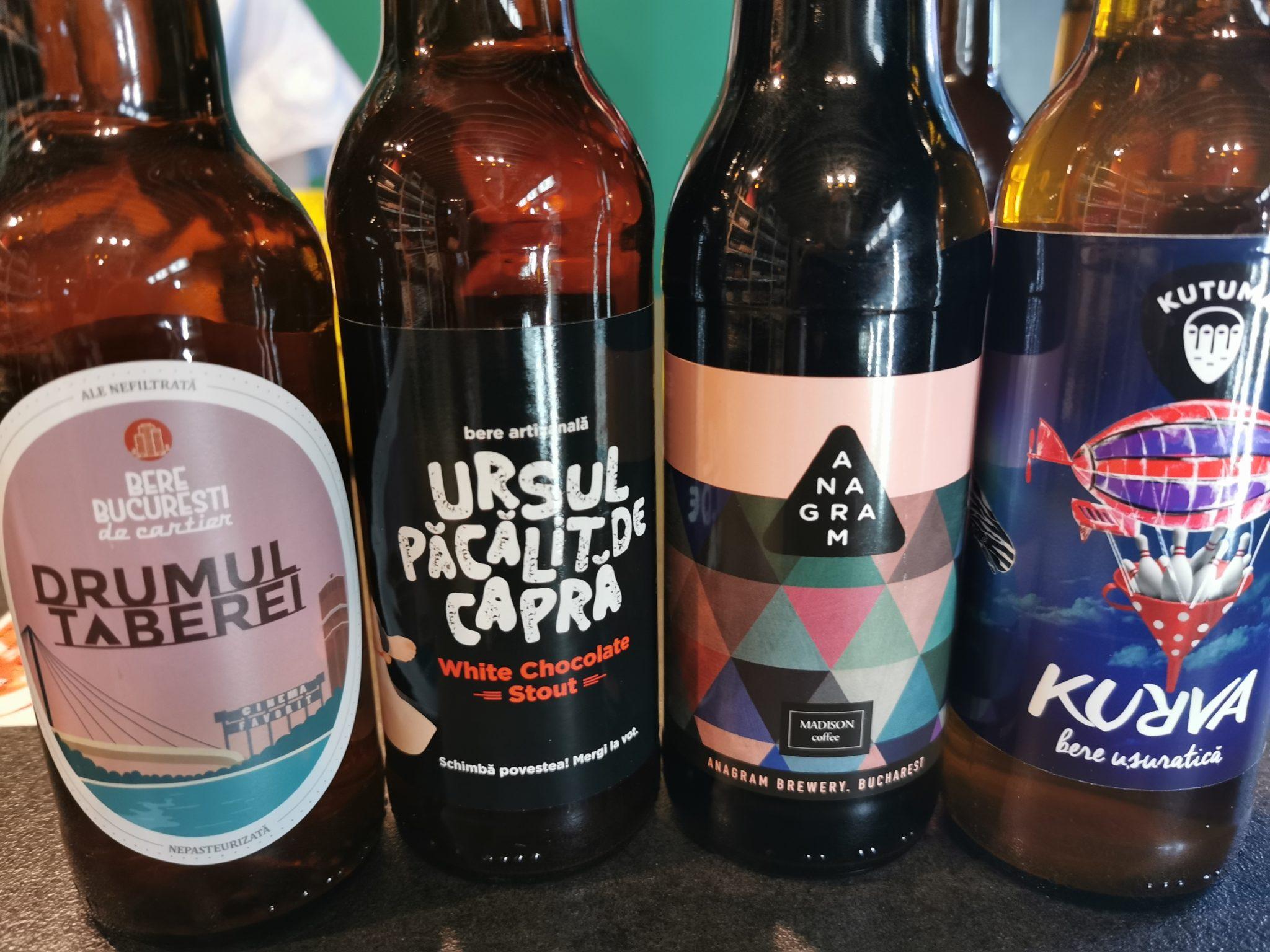 Unde am găsit (și am băut) bere artizanală în București