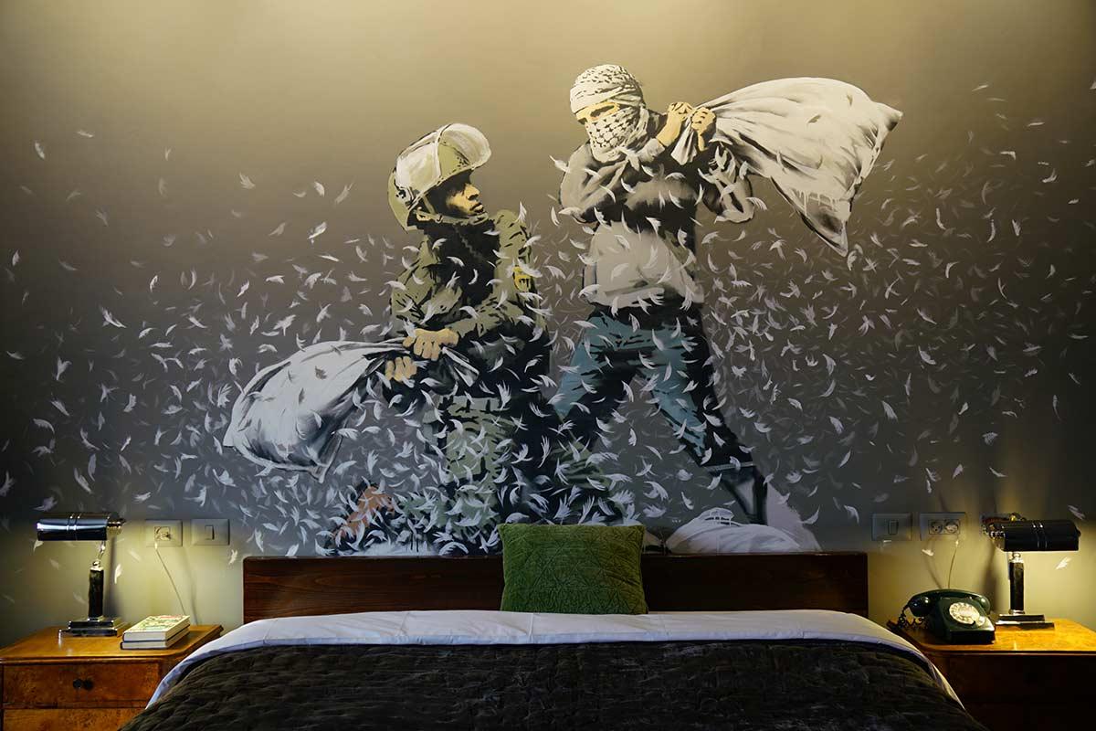 Hotelul în care mi-ar plăcea să dorm o noapte