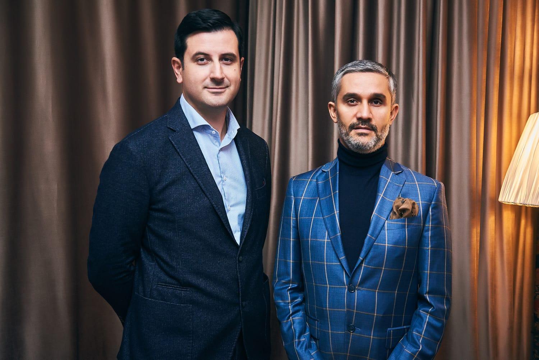Mircea Cioponea și Petru Coca