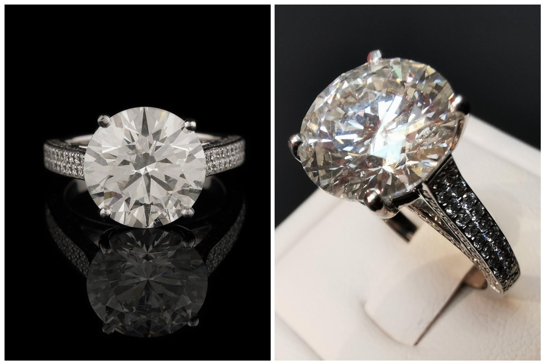Cel mai mare diamant din România este de vânzare