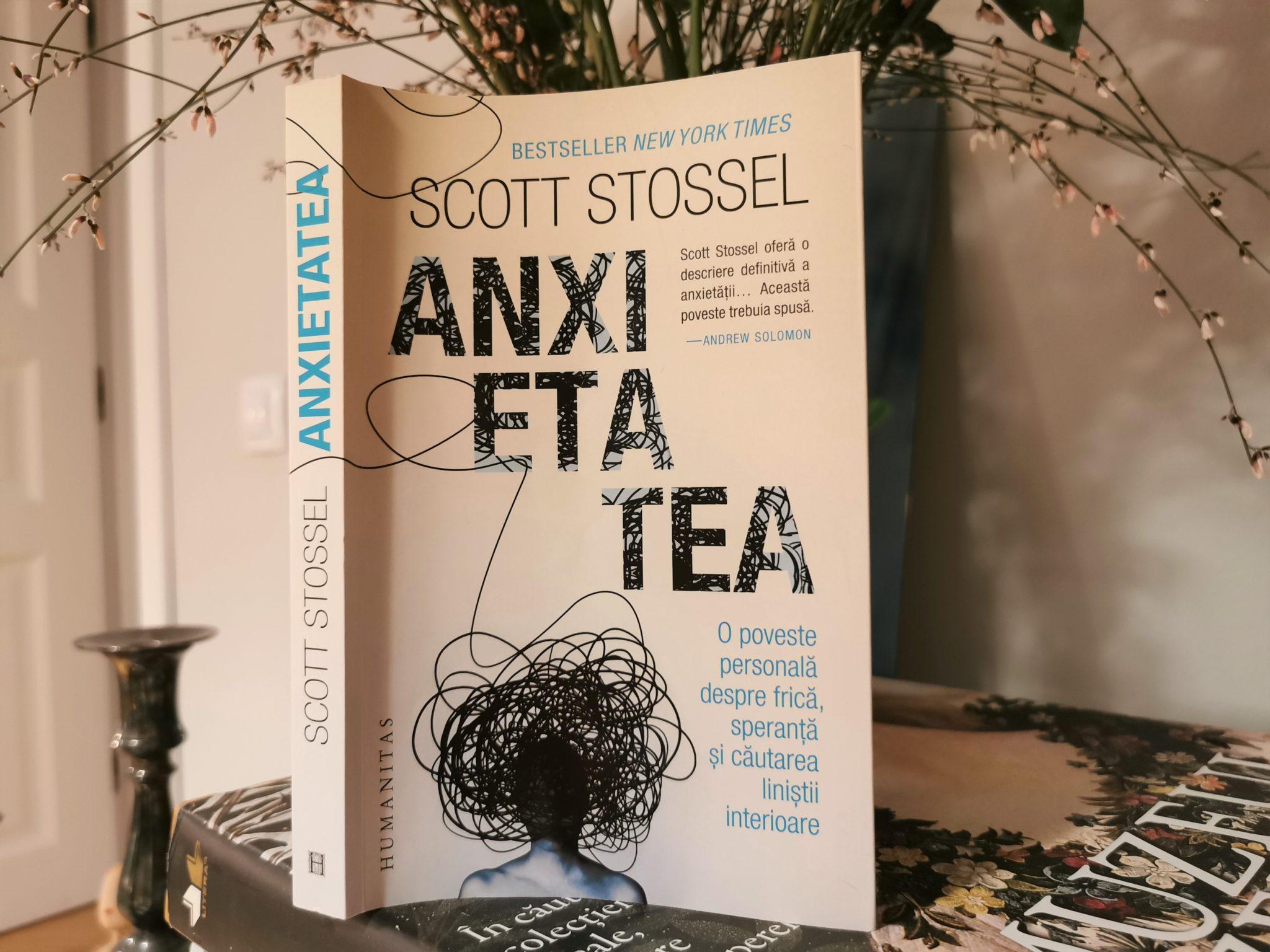 """""""Anxietatea"""", o carte completă despre fricile omenirii"""