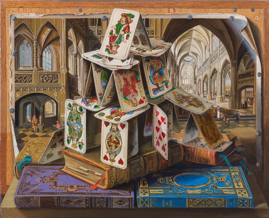Castelul de cărți