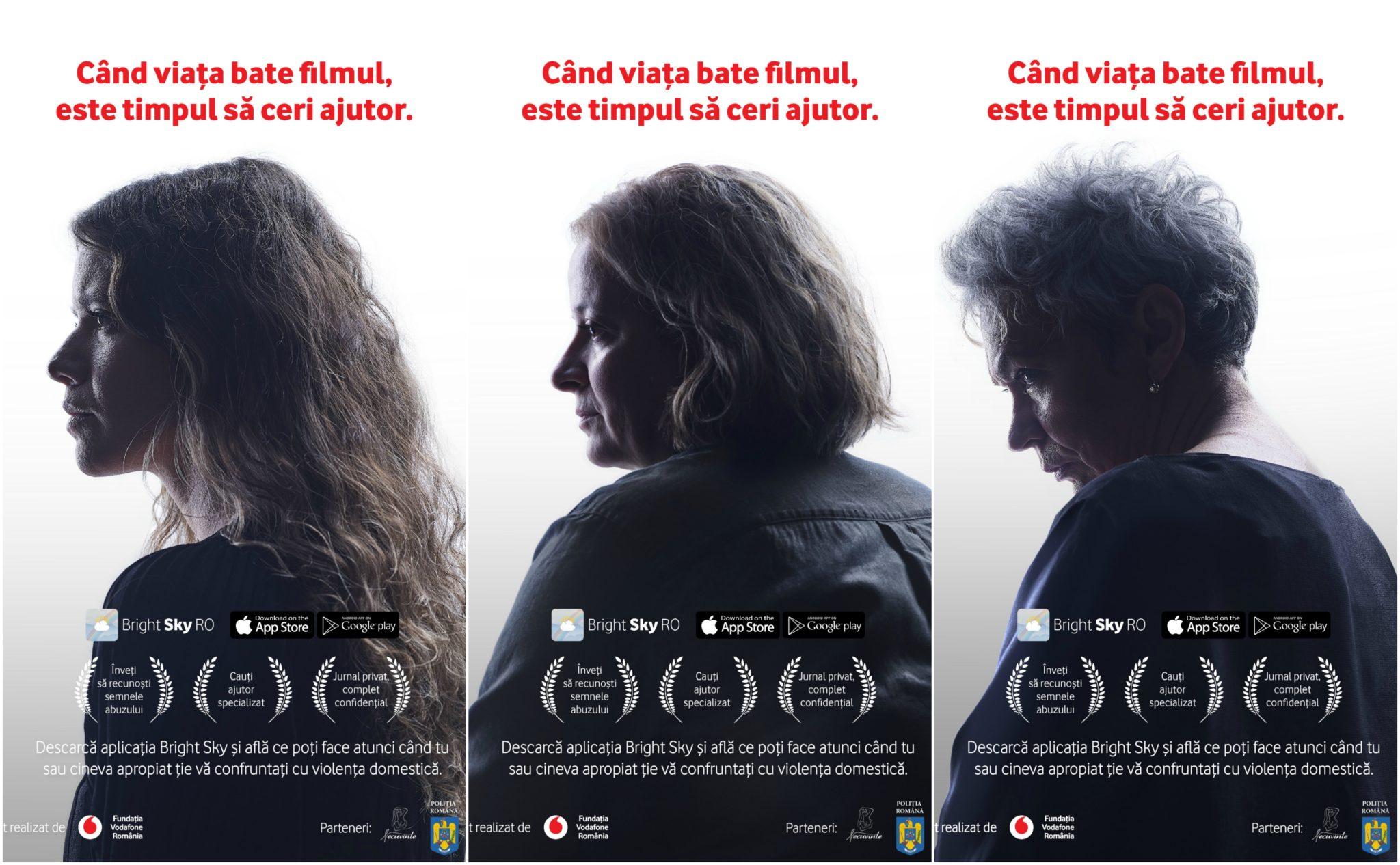 S-a lansat Bright Sky, aplicația utilă victimelor violenței domestice