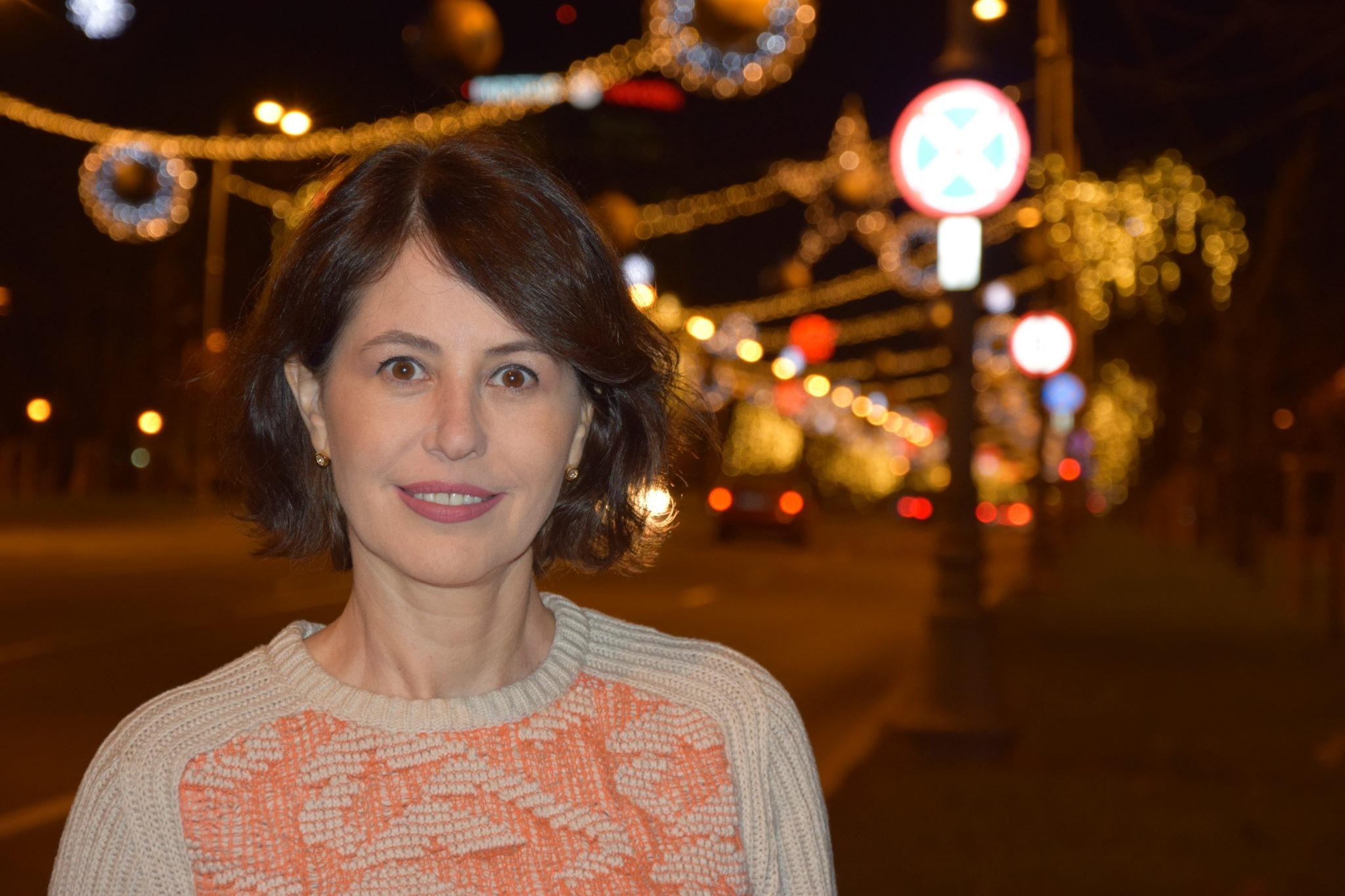 Dr. Ioana Mîndruță