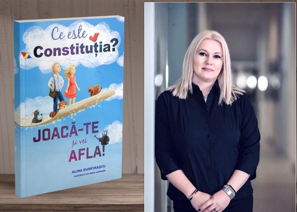"""Alina Dumitrașcu: """"Legile și regulile sunt esențiale pentru orice persoană și pentru binele întregii comunităti"""""""