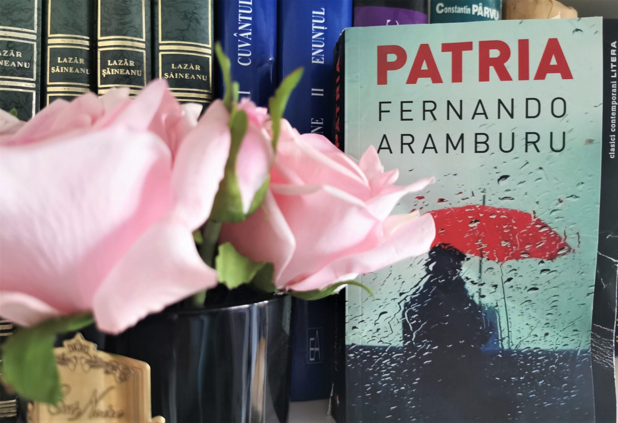 """""""Patria"""" de Fernando Aramaburu- o carte așa de bună, că a devenit film"""