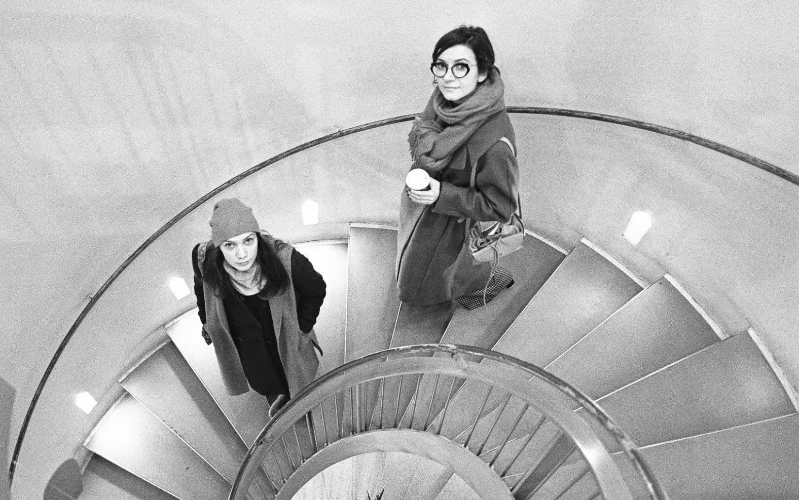 Ioana Diaconu și Mădălina Cozmeanu