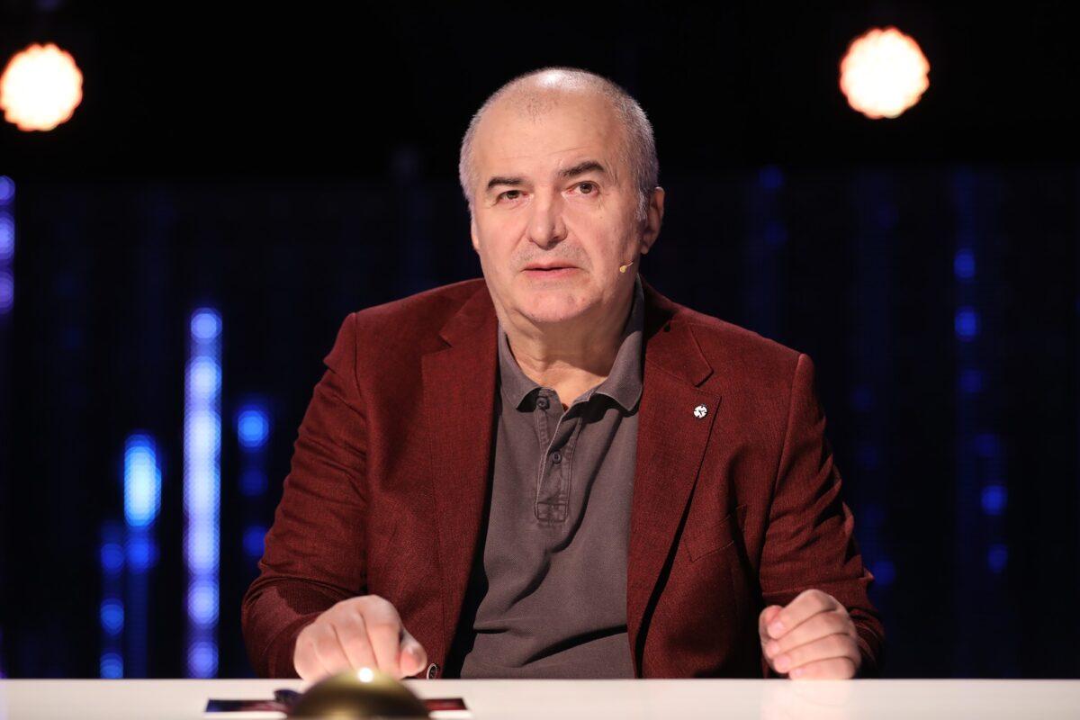 """Florin Călinescu: """"Când nu mai văd lumină în ochii oamenilor imi văd de drum!"""""""